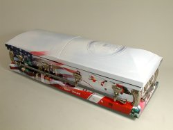 Image of AAAA - US COAST GUARD Art Casket Casket