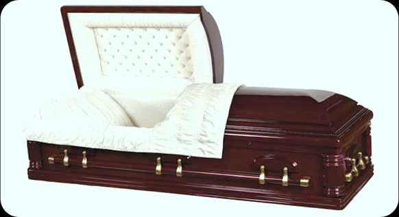 Photo of Grecian Solid Cherry Casket Casket