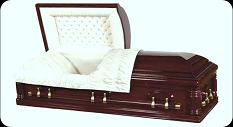 Photo of Wood Caskets - CHERRY Casket
