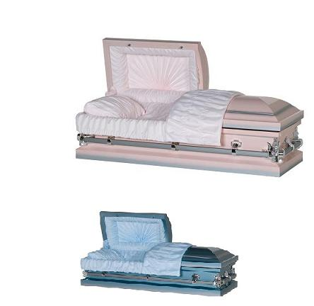 Photo of Praying Angel Infant and Child Caskets Casket