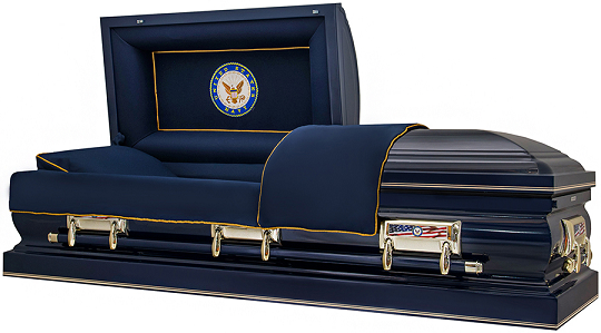 Image of ALL BRANCHES - 32In Steel Oversize Casket Casket