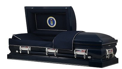 Image of AIR FORCE HONOR STEEL CASKET Casket