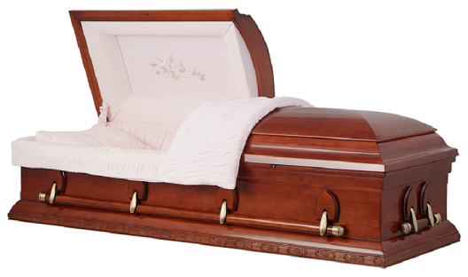 Image of MARY ANN CHERRY Casket Casket