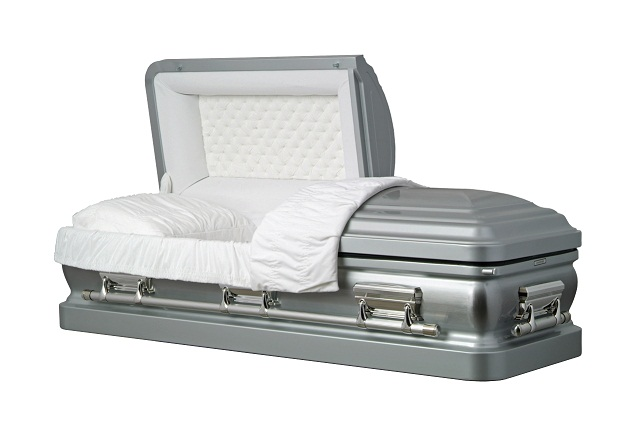 Photo of Silver Star Series Metal Casket Casket