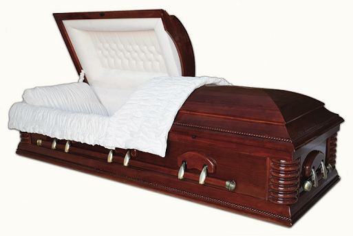 Image of VIRGINIAN CHERRY Casket Casket