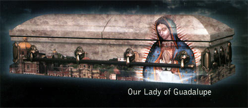 Photo of LADY OF GUADALUPE Casket