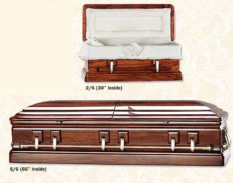 free wood casket plans
