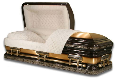 Picture of Bronze - Brigantine Casket